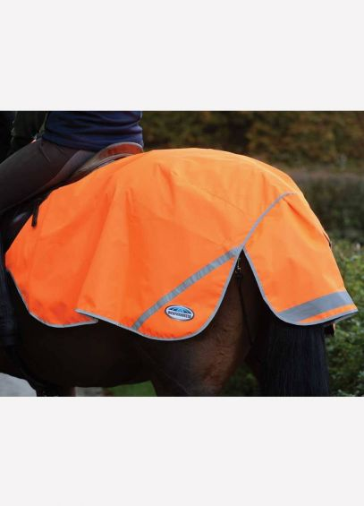 Weatherbeeta 300D Reflective Exercise Sheet - Orange