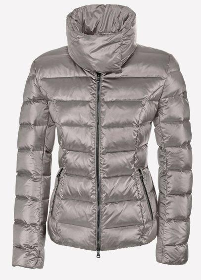 Pikeur Ladies Amber Down Jacket - Silver Grey
