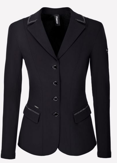 Pikeur Ladies Amelia Competition Jacket - Black