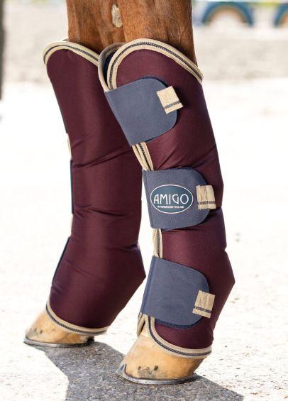 Amigo Travel Boots - Fig