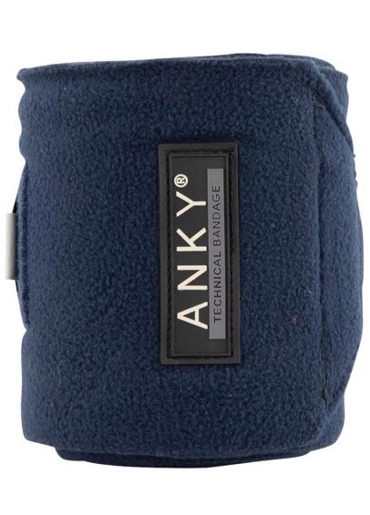 Anky Fleece Bandages - Dark Navy
