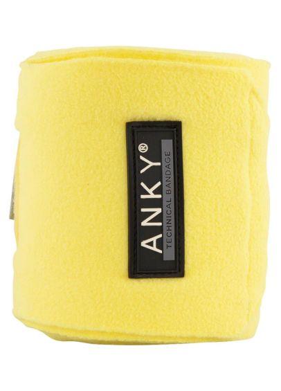 Anky Fleece Bandages - Lime Light