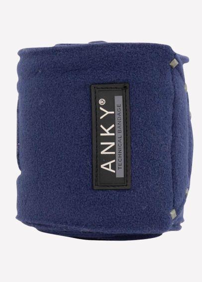 Anky Polo Bandages - Dark Blue
