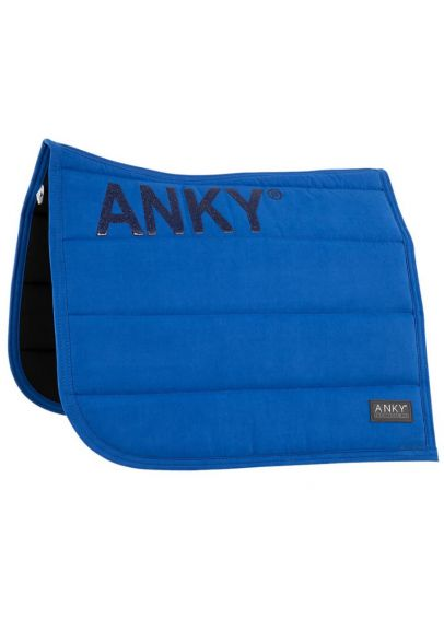 Anky Dressage Saddle Pad - Queens Blue