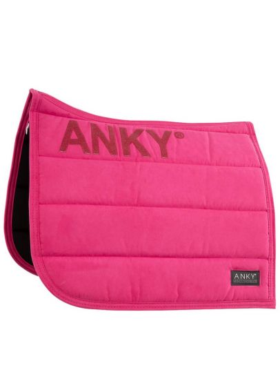 Anky Dressage Saddle Pad - Very Berry