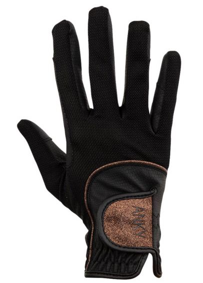 Anky Technical Gloves - Black
