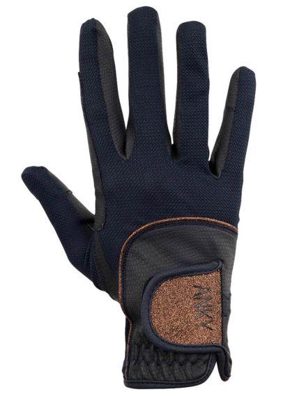 Anky Technical Gloves - Dark Navy