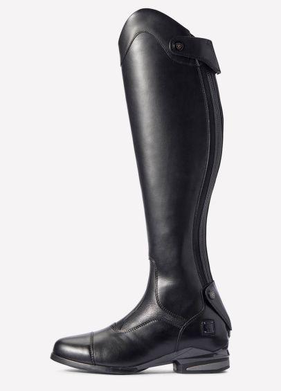 Ariat Ladies Nitro Max Tall Riding Boots - Black