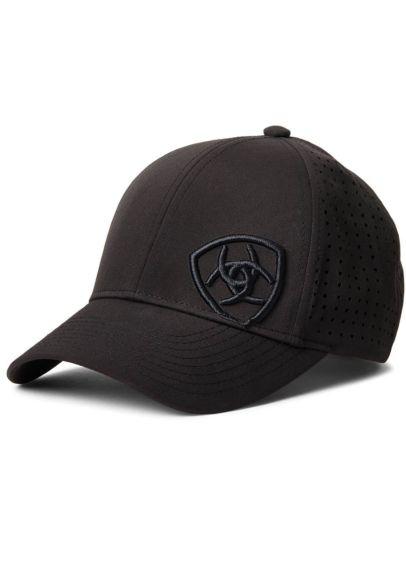Ariat Tri Factor Cap - Black