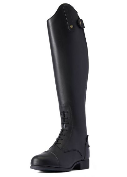 Ariat Heritage Contour II Waterproof Insulated Tall Riding Boot - Black