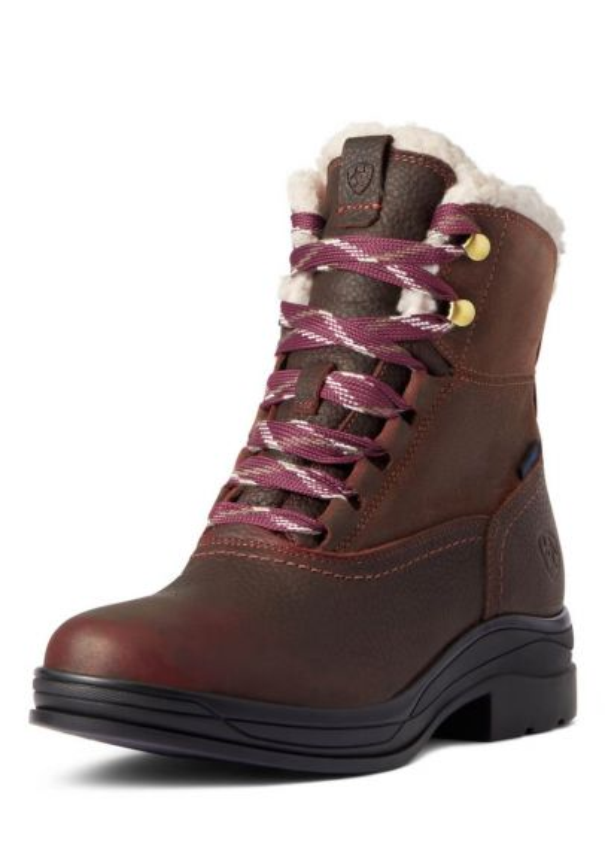 Ariat Harper Waterproof Boot - Dark Brown