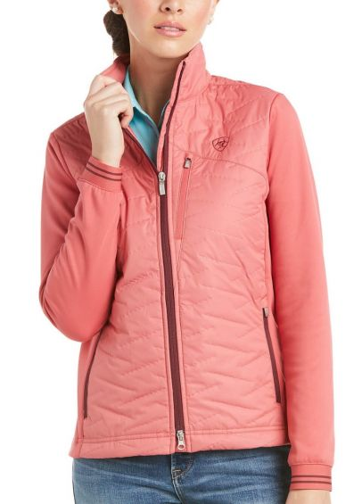 Ariat Hybrid Insulated Jacket - Amaranth