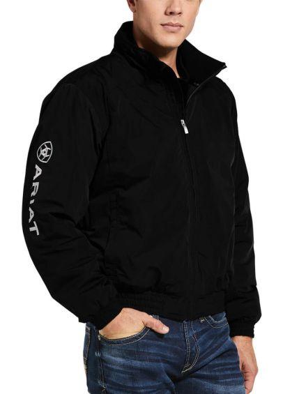 Ariat Mens Stable Jacket - Black