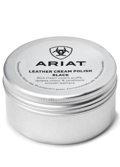Ariat Leather Cream Polish - Black