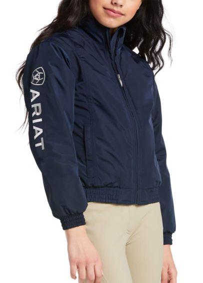 Ariat Kids Stable Jacket - Navy