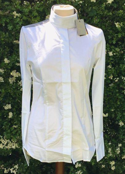 Pessoa Ladies Bahia Competition Shirt - White