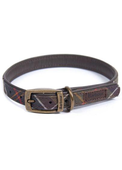 Barbour Dog Collar - Classic Tartan