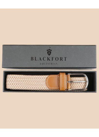 Blackfort Equestrian Belt - Beige