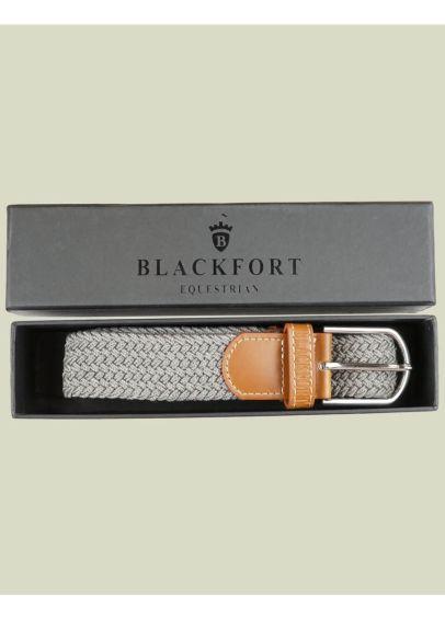 Blackfort Equestrian Belt - Grey