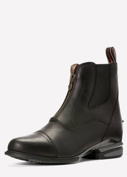 Ariat Ladies Devon Nitro Paddock Boots - Black