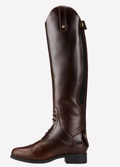 Ariat Bromont Pro Tall H2O Insulated Boots - Waxed Chocolate