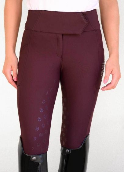 PS of Sweden Brooklyn Breeches - Wine