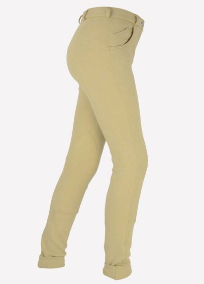 Burton Junior HyPERFORMANCE Jodhpurs - Beige