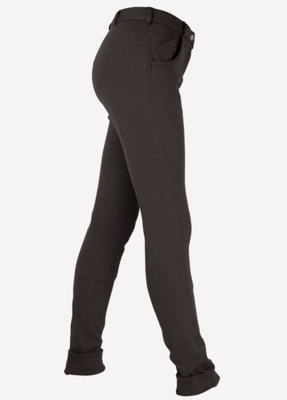 Burton Junior HyPERFORMANCE Jodhpurs - Black