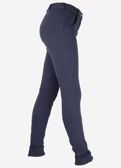 Burton Junior HyPERFORMANCE Jodhpurs - Navy