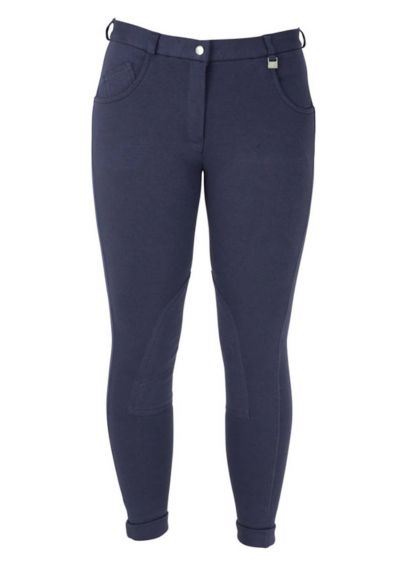 Burton Ladies HyPERFORMANCE Jodhpurs - Navy
