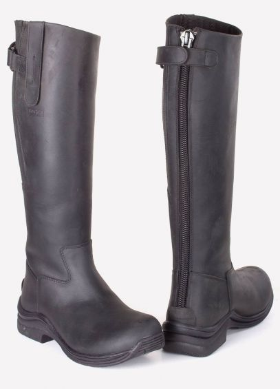 Toggi Carlton Childrens Boots - Black