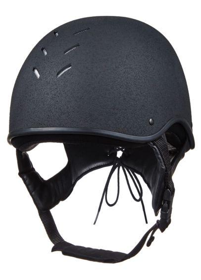 Charles Owen JS1 Pro Skull Riding Hat - Black