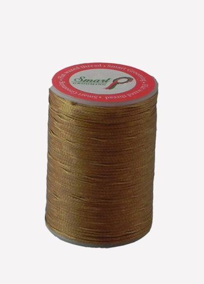Smart Grooming Flat Wax Plaiting Thread - Chestnut