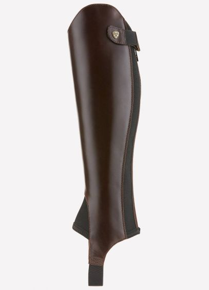 Ariat® Close Contour Chap - Waxed Chocolate