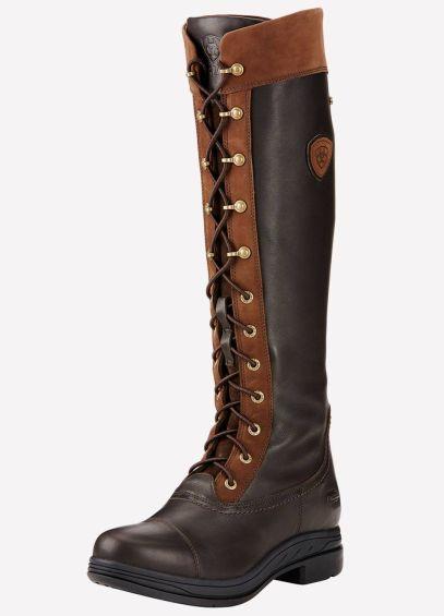 Ariat Coniston Pro GTX Insulated Boot - Ebony