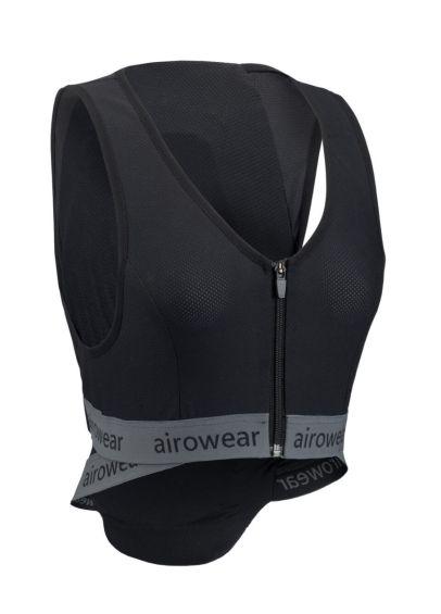 AirOWear Shadow Back Protector - Black