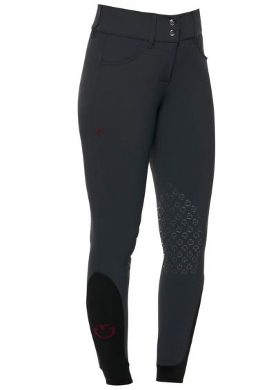 Cavalleria Toscana American Knee Grip Breeches - Dark Grey