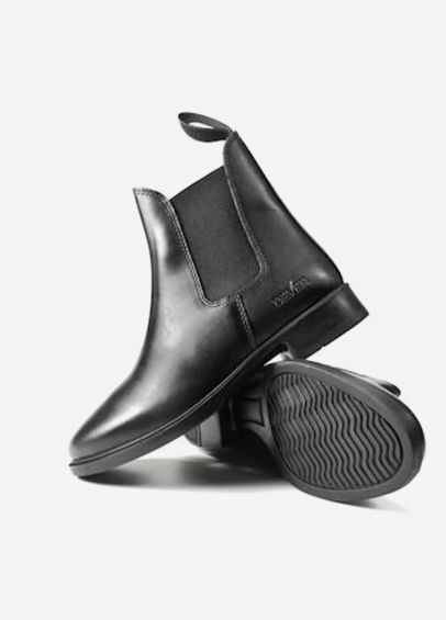 Dever Childs Rio Jodhpur Boots - Black