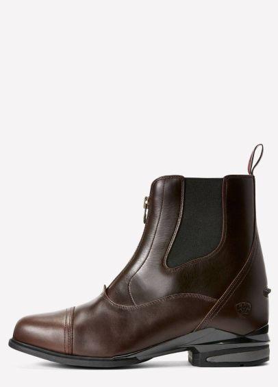 Ariat Mens Devon Nitro Paddock Boots - Waxed Chocolate
