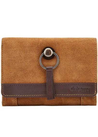 Dubarry Castlewellan Leather Wallet - Camel