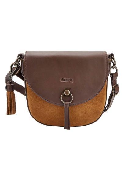 Dubarry Womens Crossgar Bag - Camel