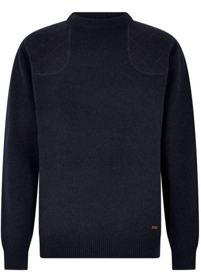 Dubarry Mens Nolan Knitted Sweater - Navy