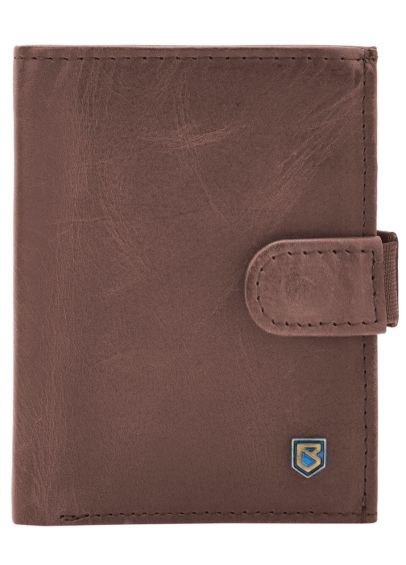 Dubarry Thurles Leather Wallet - Old Rum