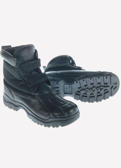 Dublin Yardmaster Touch Tape Yard Boots - Black