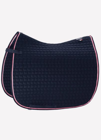 Eskadron Classic Sports Cotton Dressage Pad - Navy
