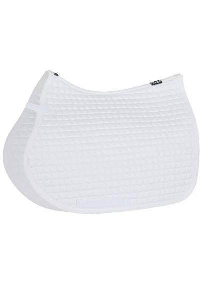 Eskadron Cotton Jump Saddle Cloth - White