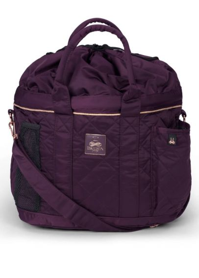 Eskadron Heritage Accessories Bag - Deep Berry