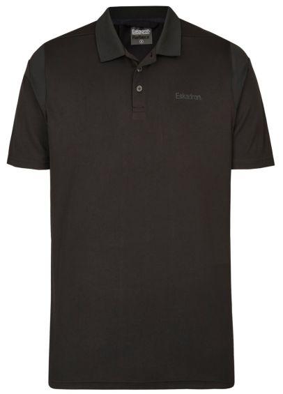 Eskadron Mens Polo Shirt Reflexx - Black