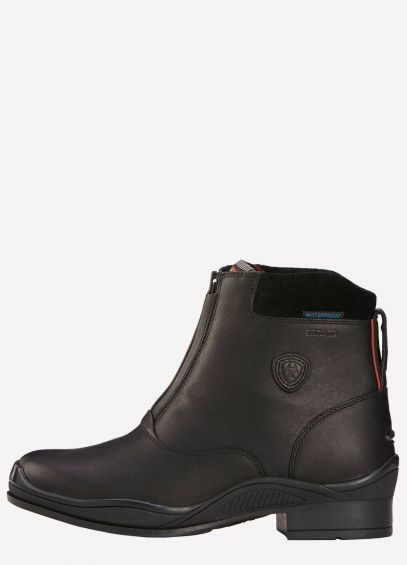 Ariat Extreme Zip H20 Insulated Boots - Black
