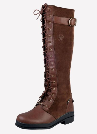 Ariat Womens Coniston Boots - Chocolate